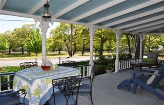 Front Porch - Oak Bluffs house vacation rental photo