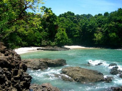 Doctor's Beach Manuel Antonio Costa Rica