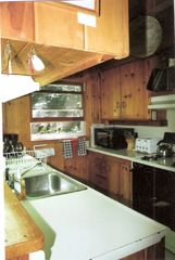 Diamond Point house photo - The Lake House kitchen.