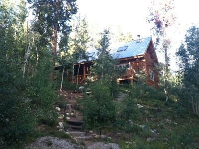 Amazing Mtn Log Cabin Secluded W Hot Tub Near