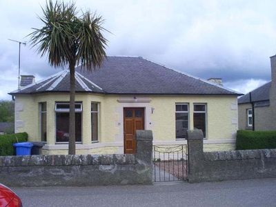 Dunfermline & West Fife bungalow rental - Palm Tree House