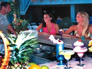 Sea Watch condo photo - Poolside Tiki-bar (North Tower)