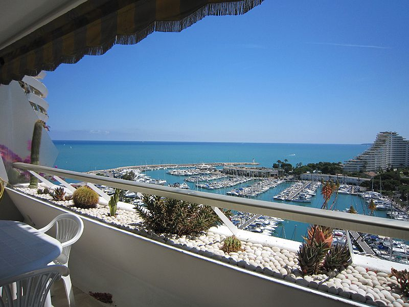 Apartment 60 square meters, close to the sea , Villeneuve-loubet, France