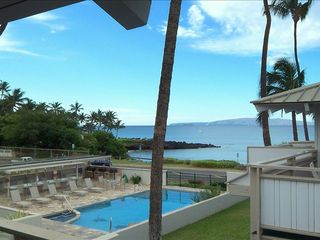 Kihei condo photo - View from Unit 206 lanai