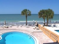 Direct Beachfront, 2BR/2BA Condo on Redington Beach