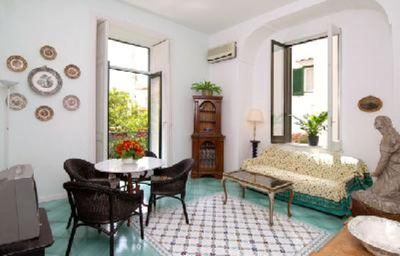 Apartment/ flat in Amalfi, in a noble ancient building