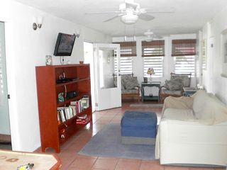 Vieques Island house photo - Bright Living Area
