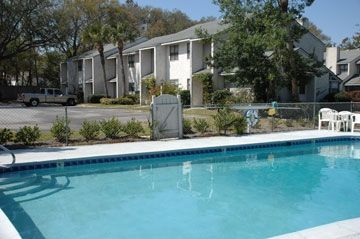 Sea Island condo rental - Pool