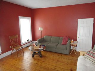 Spacious and bright living room - Ludlow house vacation rental photo