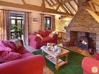 Luxury self catering 5 star and gold award