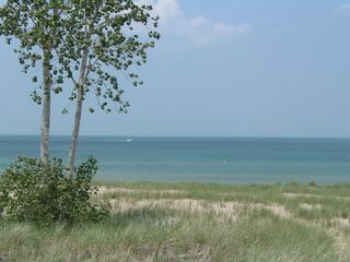Michigan City house photo - The beautiful Lake Michigan