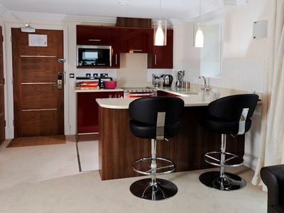 Bournemouth apartment rental - Kitchen