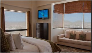 Cabo San Lucas condo photo - Guest King Bedroom with Mountain View...