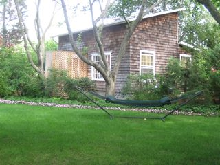 Sag Harbor house photo - 2 Br Cottage with Hammock