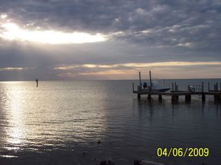 South Padre Island condo photo - Our favorite view of the sunset.