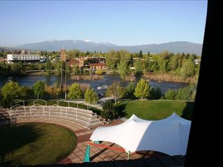Missoula condo photo - Popular Caras park and Brennan's wave below condo