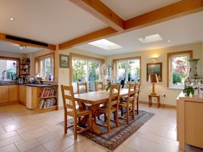 Malahide house rental - 'Sonas' - Dining room