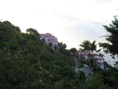 Exterior View of Whale Watch & Caret Bay Villas