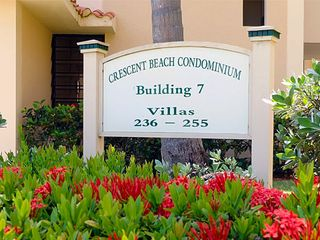 Humacao condo photo - Crescent Beach Building Signage