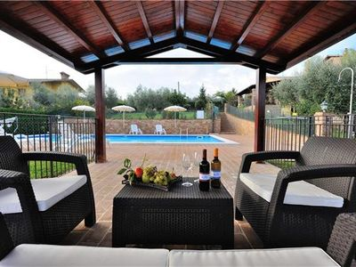 Apartment for 5 people, with swimming pool, in Lake Trasimeno