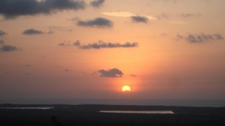 Vieques Island property rental photo - Sun rise