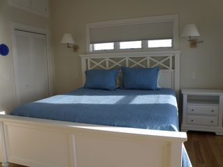 Truro house photo - Another view of the master bedroom.