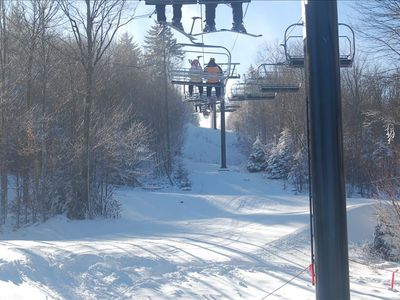 Cub Run Lift at Silver Creek
