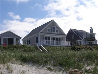 East Sandwich cottage rental - Gorgeous home right on the beach