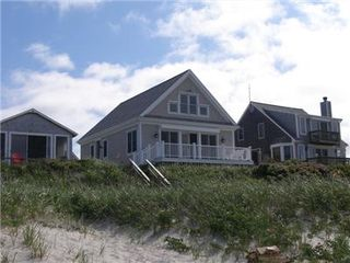 East Sandwich cottage photo - Gorgeous home right on the beach