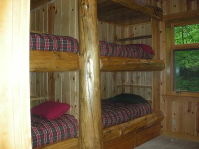 Bedroom #5-Bunks