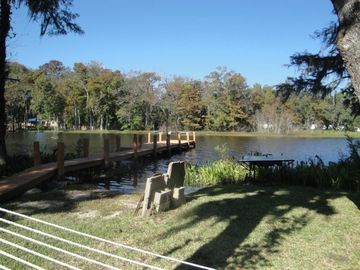 2 DOCKS W/ELECTRIC/PRIVATE BOAT RAMP/FISH CLEANING SINK/ 6 CRAB TRAPS/FISHING