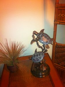 Upscale Decor Honu Decor