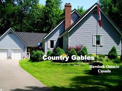 photo for madoc ontario vacation house rental 1 bed country gables bb havelock