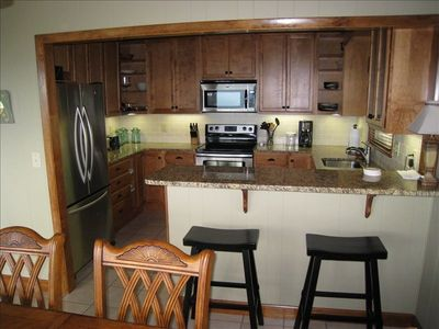 Fully Equipped Kitchen - Brand New!
