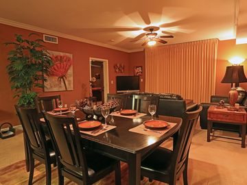 Tidewater Beach Resort condo rental - Step into a welcoming world of color and luxury!