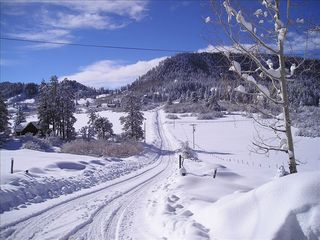 Durango house photo - Sunrise Lane in Winter
