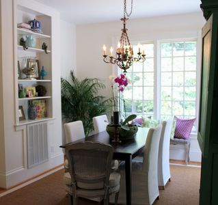 Pinehurst cottage rental - Dining Room