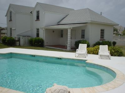 Atlantic Shores apartment rental - Pool, garden and townhouses