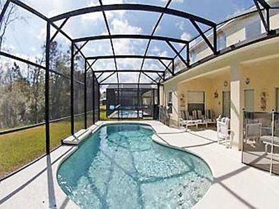 Fabulous Disney Area Home with Private Pool in the Gated Cumbrian Lakes Resort !