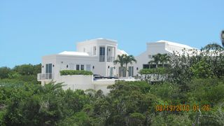 Providenciales - Provo house photo - Vew from the north shore