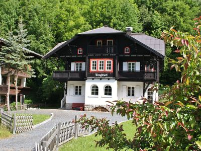 Beautiful villa just 400 meters from the lake of Zell am See