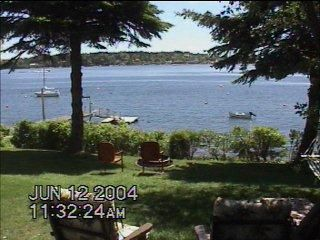 Harpswell cottage photo - The Bay