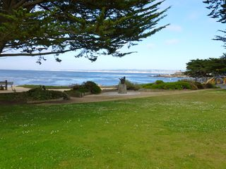 Pacific Grove condo photo - This is right outside your front door!