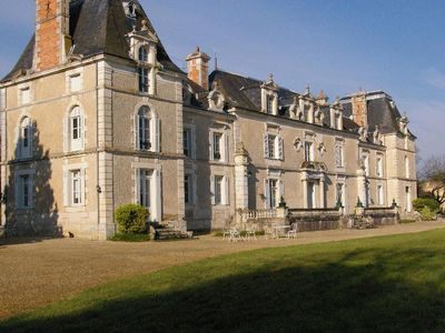 Poitiers apartment rental