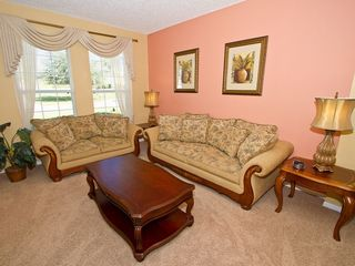 Reception lounge - Emerald Island villa vacation rental photo