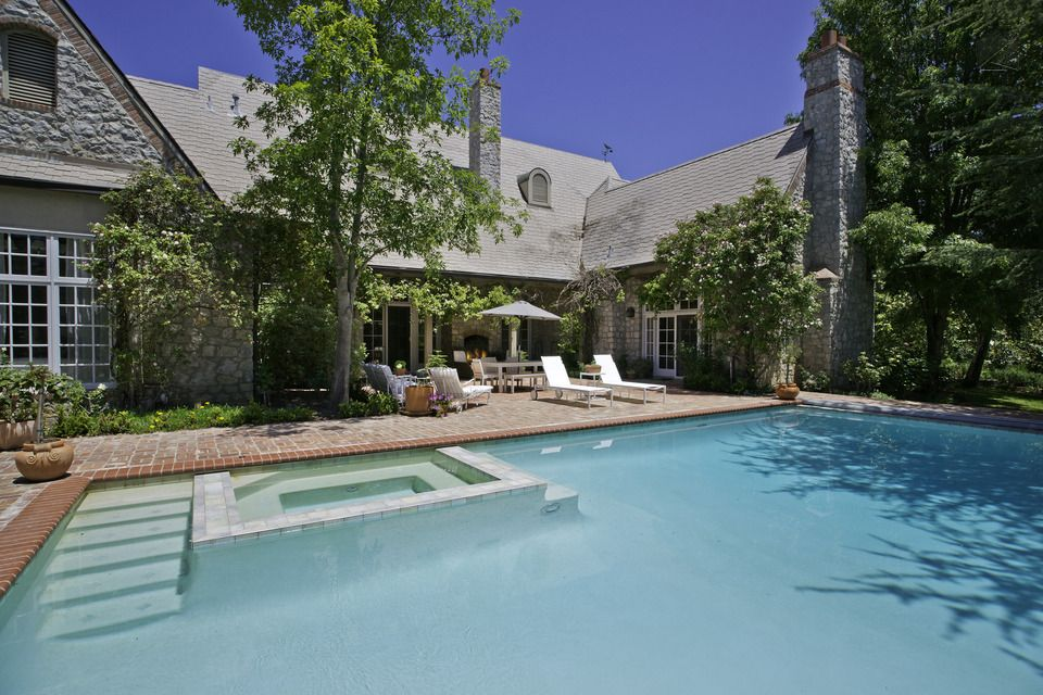 A French Country Style Estate En Route Homeaway Santa