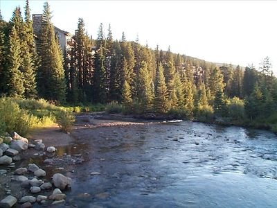 There Is Fishing In The Snake River, Just A Few Yards From Your Door.