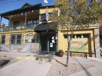 Bisbee house rental - The second story of this building is all yours!! Below is our nonprofit.