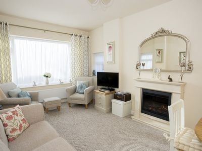 Two bedroomed house opposite Clarence Park and only minutes to the Beach