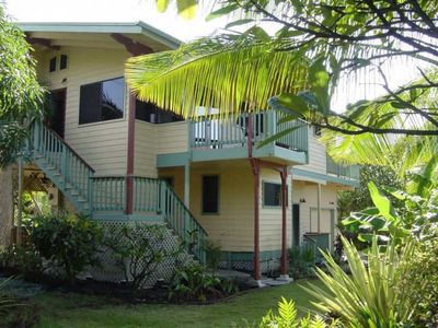 Kealakekua Bay house rental - Dolphin Bay House Exterior